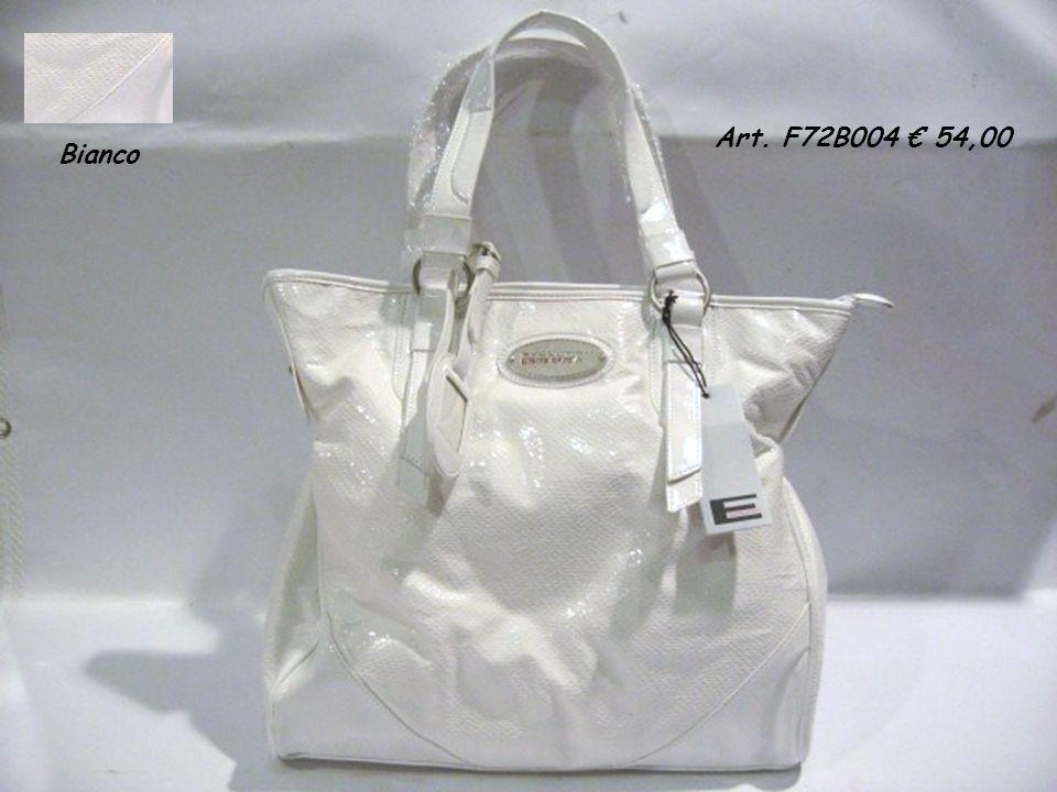 Bianco Art. F72B004 54,00