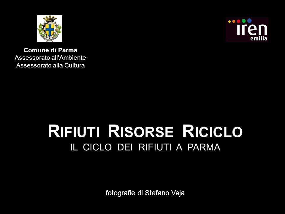 Comune di Parma Assessorato allAmbiente Assessorato alla Cultura