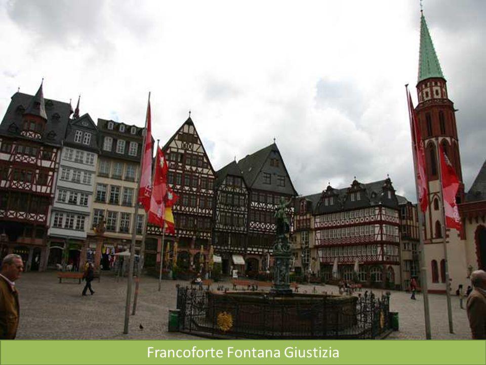 Francoforte Curiosita