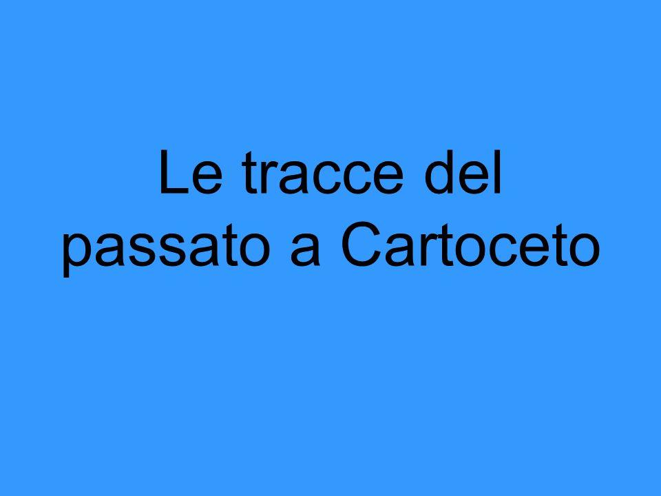 Le tracce del passato a Cartoceto