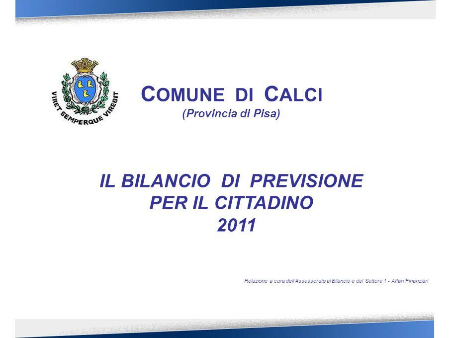 PREMESSA La formazione del bilancio previsionale per lanno 2011 è stata molto ardua.