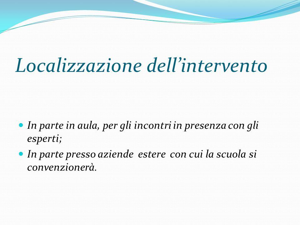 Responsabile del progetto Prof.ssa Mirella Roberta Ricci Referente accoglienza, orientamento, successo formativo, valorizzazione eccellenze