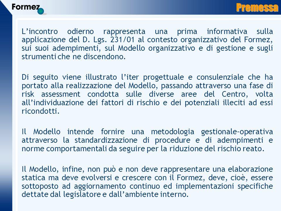 Premessa Lincontro odierno rappresenta una prima informativa sulla applicazione del D.