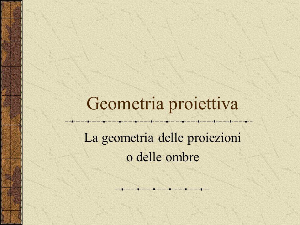 Geometria affine Una affinità è una trasformazione T : che conserva le rette, ossia lallineamento dei punti. Proprietà invarianti: parallelismo di ret