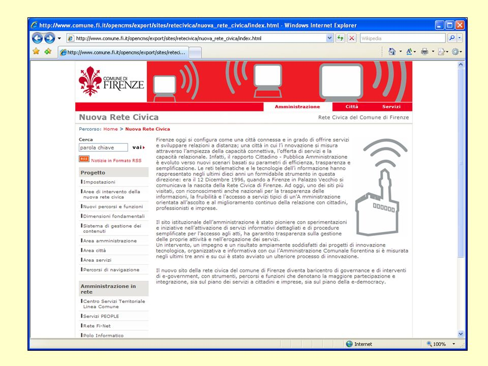 Il Codice dellAmministrazione Digitale Nella P.A.