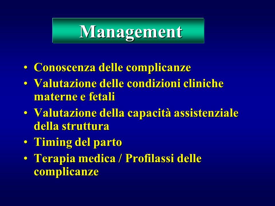 Management della paziente con Preclampsia U Prof. Herbert Valensise