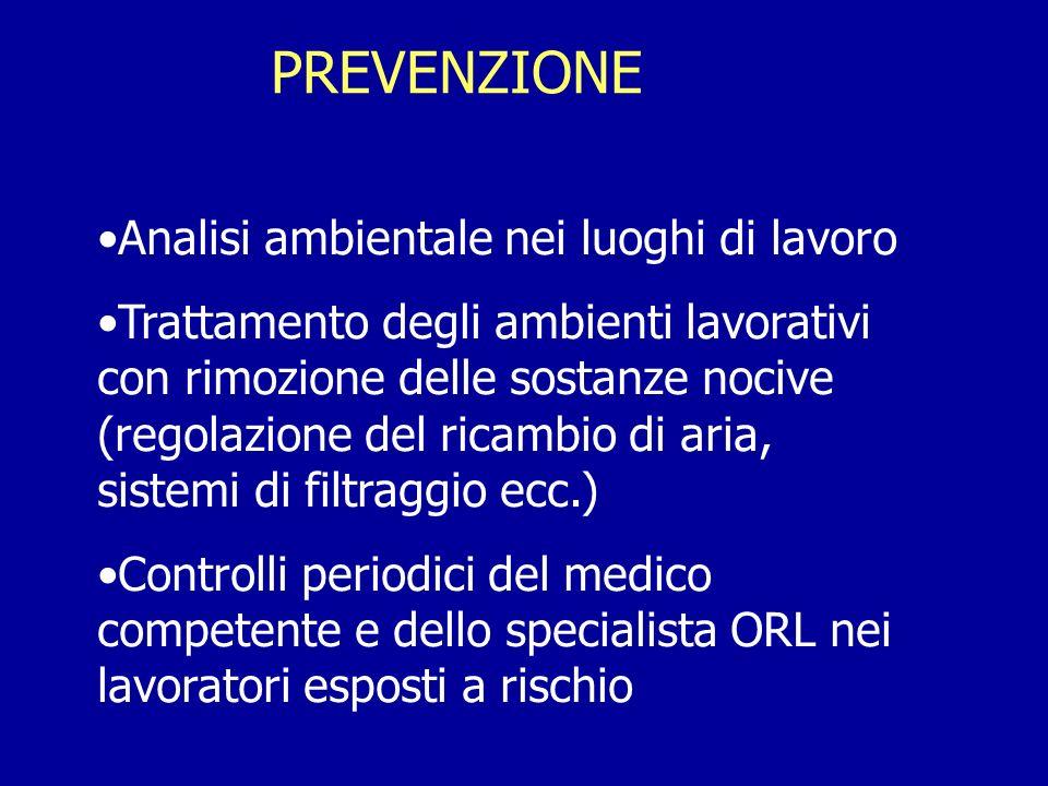 neuroblastoma olfattorio (estesioneuroblastoma)