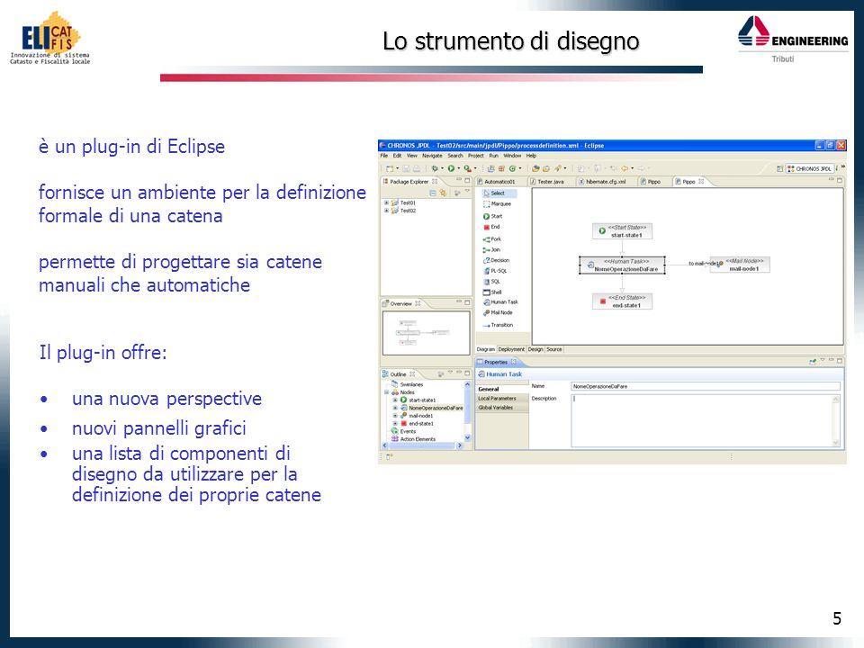 16 Nodo SQL Per configurare il nodo SQL occorre selezionarlo e accedere alla sottosezione Local Parameters nella sezione Properties.