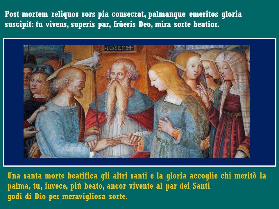 Giacobbe generò Giuseppe, lo sposo di Maria, dalla quale è nato Gesù, chiamato Cristo. Così fu generato Gesù Cristo: sua madre Maria, essendo promessa