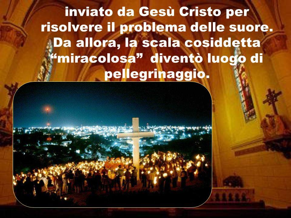 Nella città di Santa Fé circolava voce che il falegname fosse lo stesso San Giuseppe