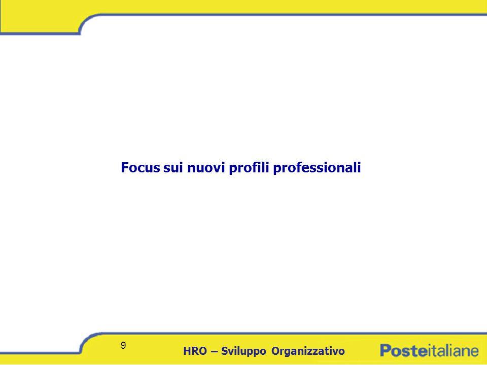 DCICT 20 HRO – Sviluppo Organizzativo 20