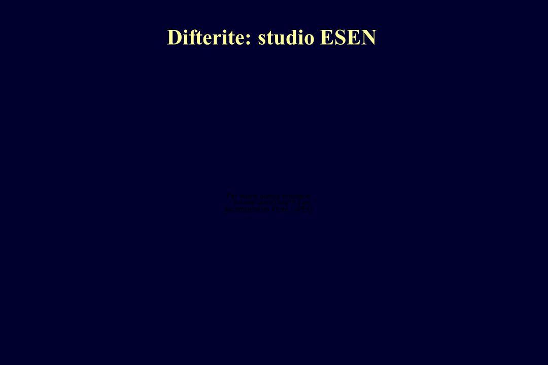 Difterite: studio ESEN