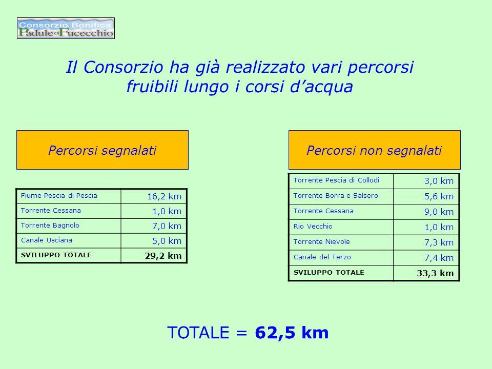 Parallelamente è stata stipulata una convenzione con la Provincia di Pistoia, approvata con Delibera n.
