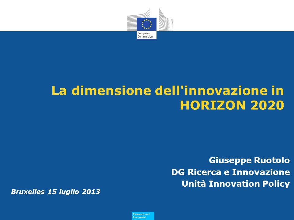 Research and Innovation Research and Innovation 2 7% 32% PUB PAT 29% GDP 24% R&D