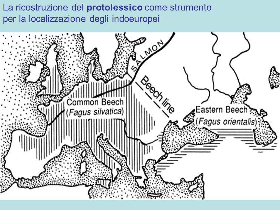 Proposte di localizzazione dell Urheimat indoeuropea negli ultimi quarant anni