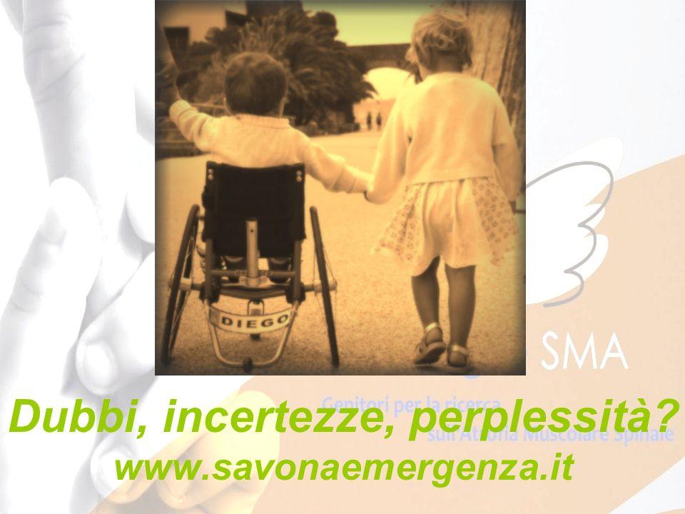 Dubbi, incertezze, perplessità? www.savonaemergenza.it