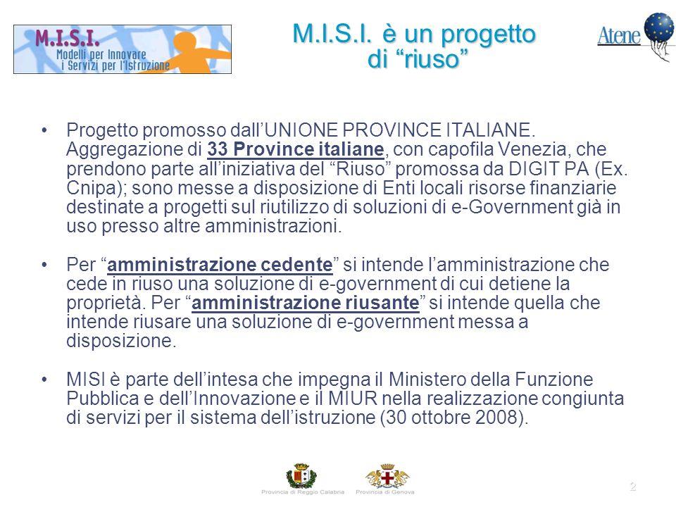 2 Progetto promosso dallUNIONE PROVINCE ITALIANE.