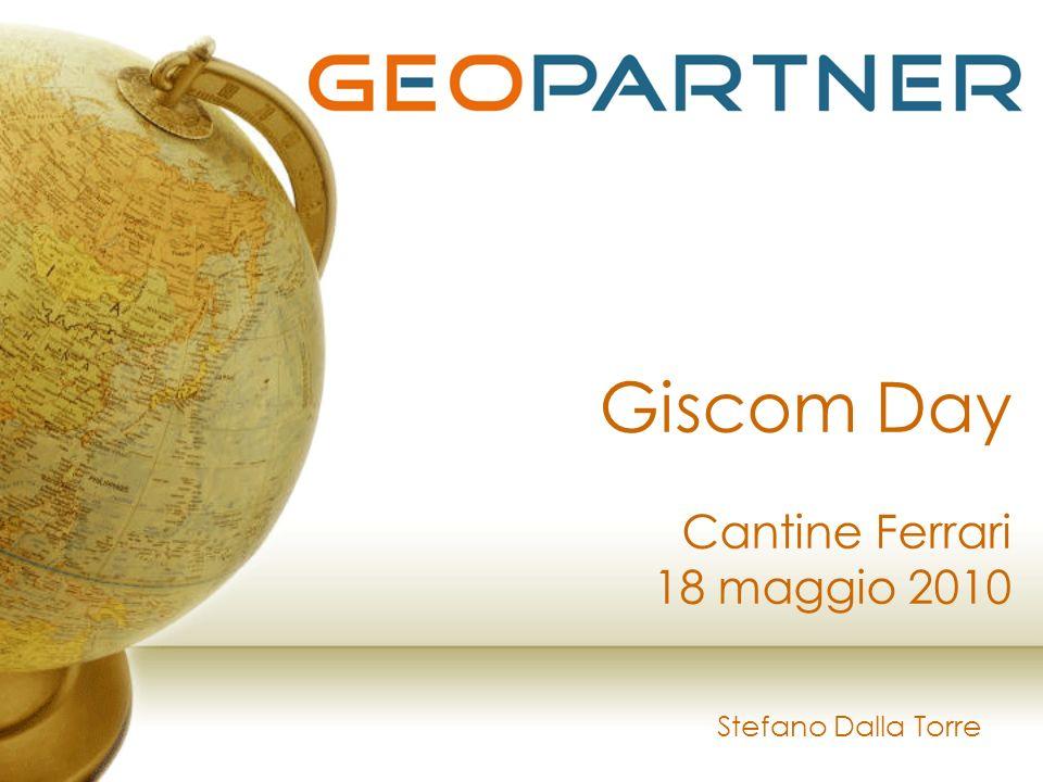 Stefano Dalla Torre Giscom Day Cantine Ferrari 18 maggio 2010