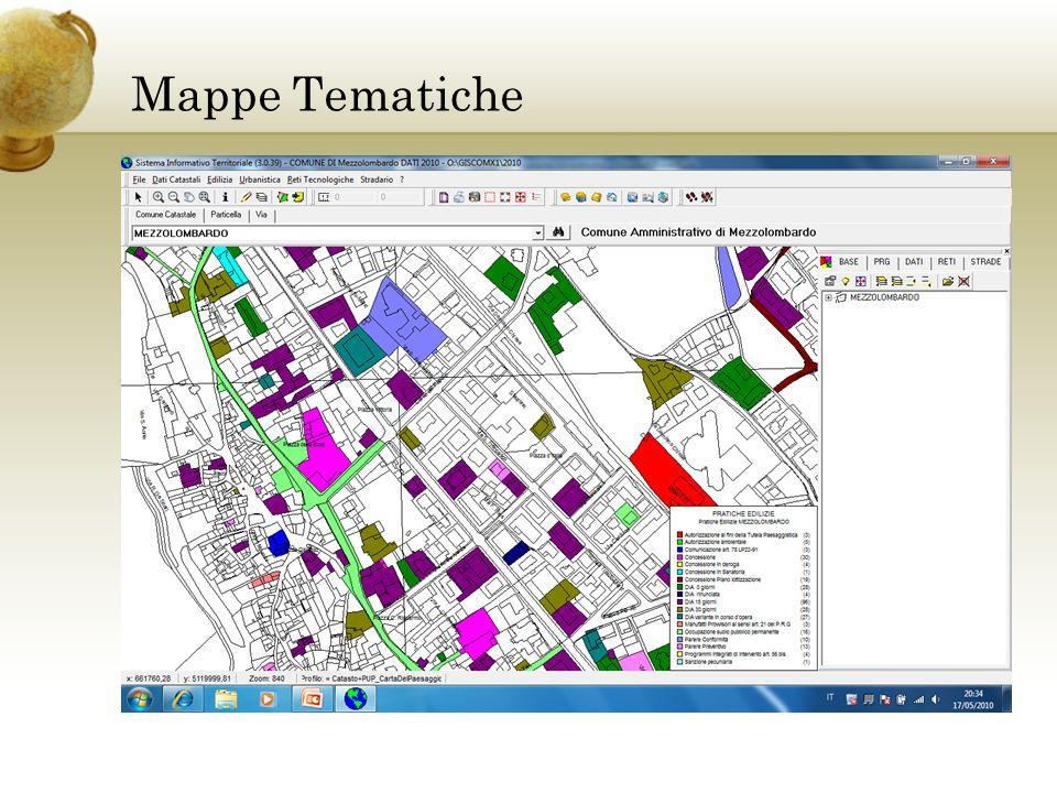 Mappe Tematiche