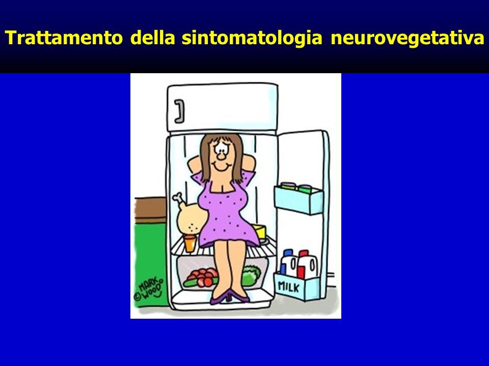 Trattamento della sintomatologia neurovegetativa