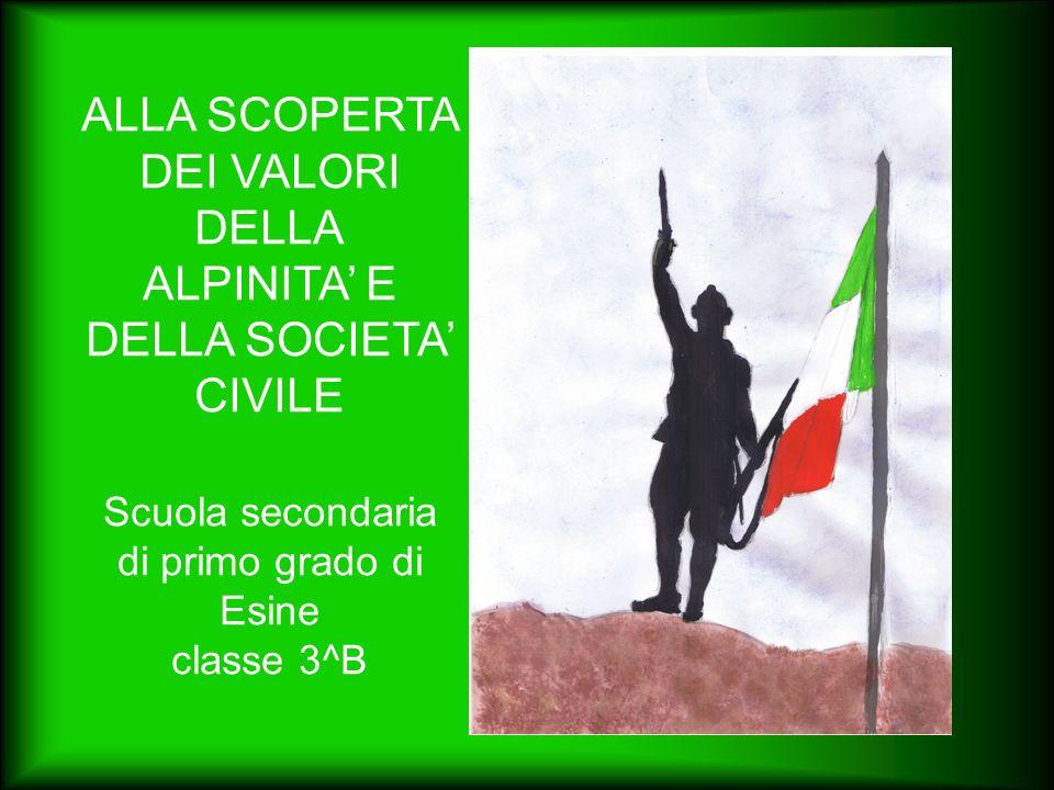 SALVE ALPINO.