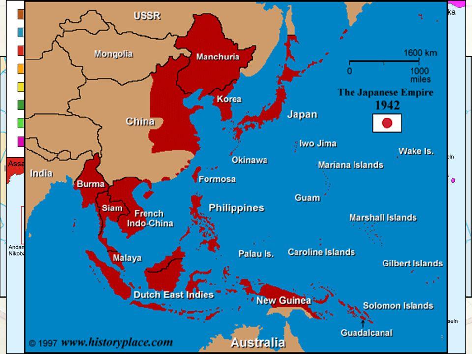 Il Giappone e il suo impero 3