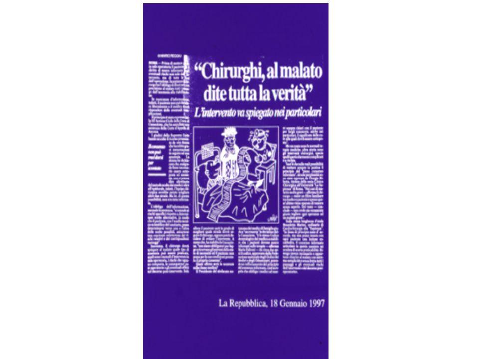 Il fondamento normativo: artt.13 e 32 della Costituzione, art 33 L.