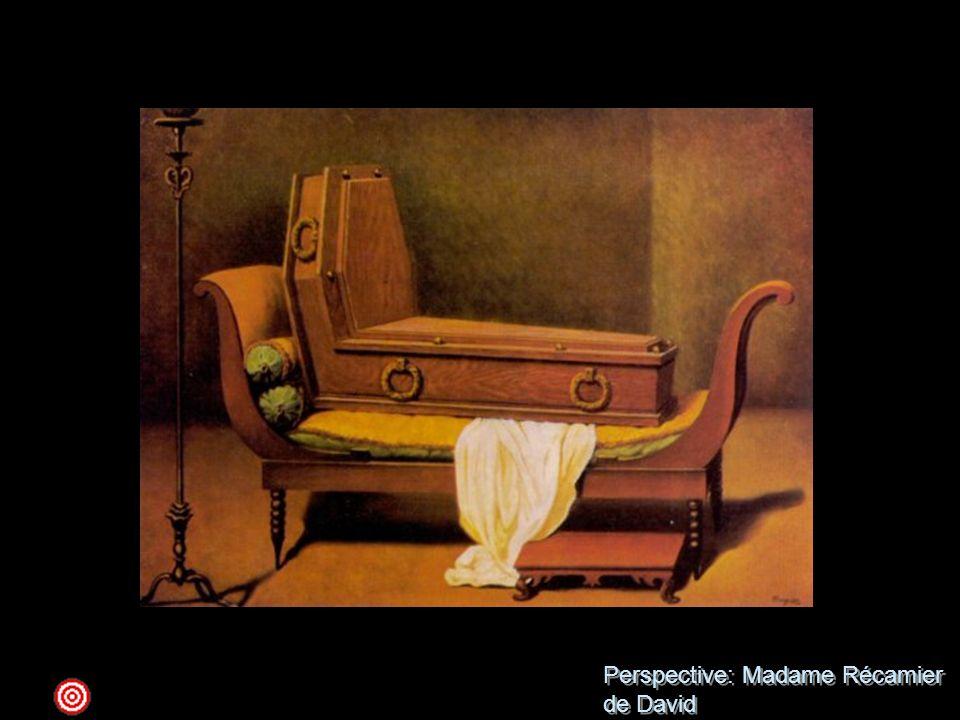 Perspective: Madame Récamier de David