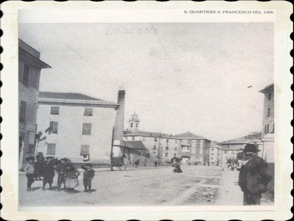 1)Le origini di Bolzaneto come centro abitato risalgono al tempo della sua dipendenza dalla parrocchia di San Felice, che si trovava nellallora capolu