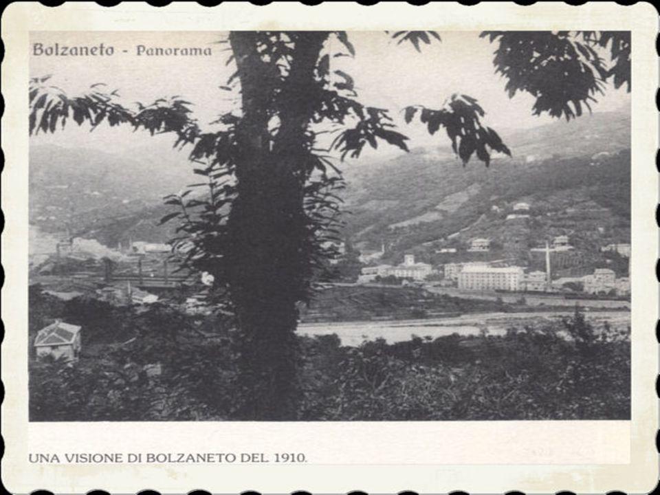 4)Dopo anni ed anni di infinite discussioni, petizioni, richieste di adeguamento, nel 1854 la sede municipale venne spostata al piano e Bolzaneto nomi