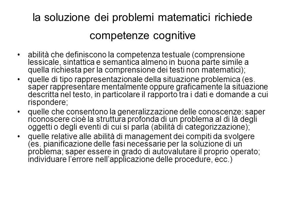 PROBLEM SOLVING ARITMETICO DOTT.SSA Tania Mattiuzzo Cell.347.9675812