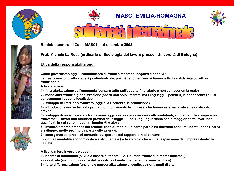 MASCI EMILIA-ROMAGNA Comunità San Francesco - Carpi Il gran Torneo delle Religioni Il Re, il Saggio e il Buffone – Il Gran Torneo delle Religioni Per
