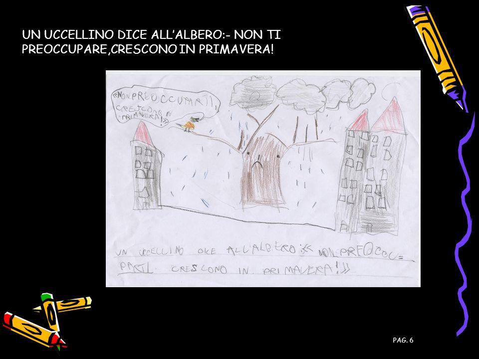 PAG. 7 LALBERO RIDE FELICE ANCHE SE E INVERNO: TUTTO E BIANCO!