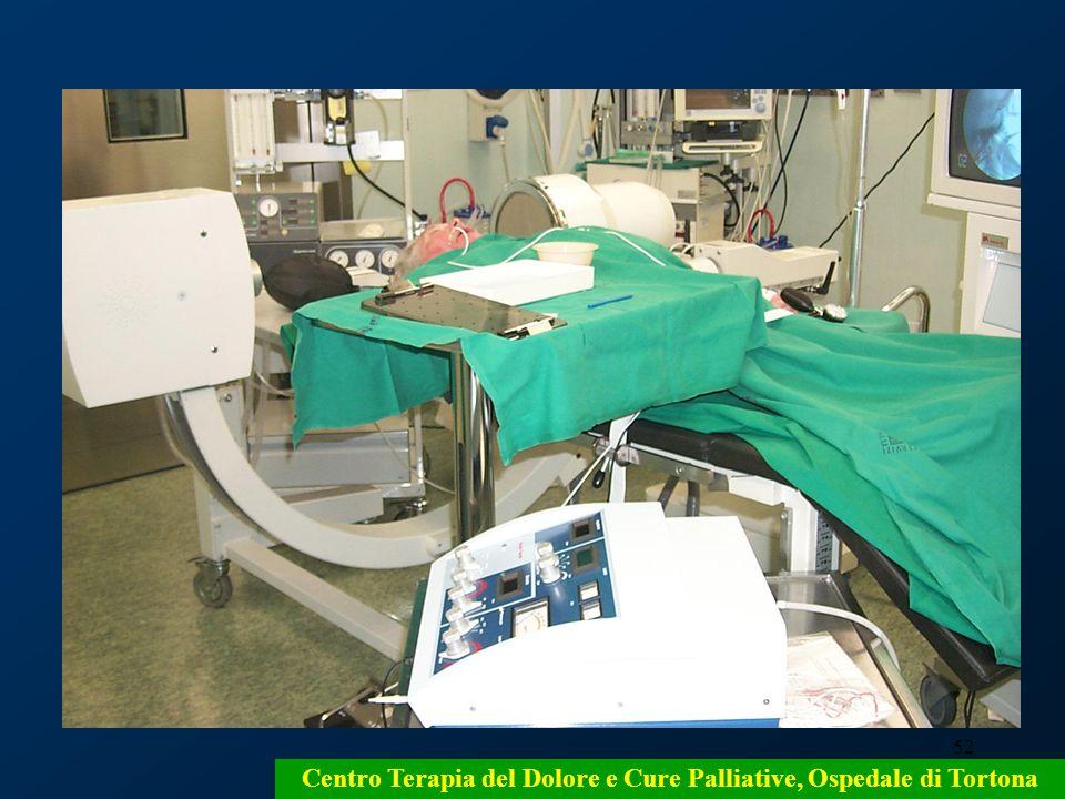 52 Centro Terapia del Dolore e Cure Palliative, Ospedale di Tortona