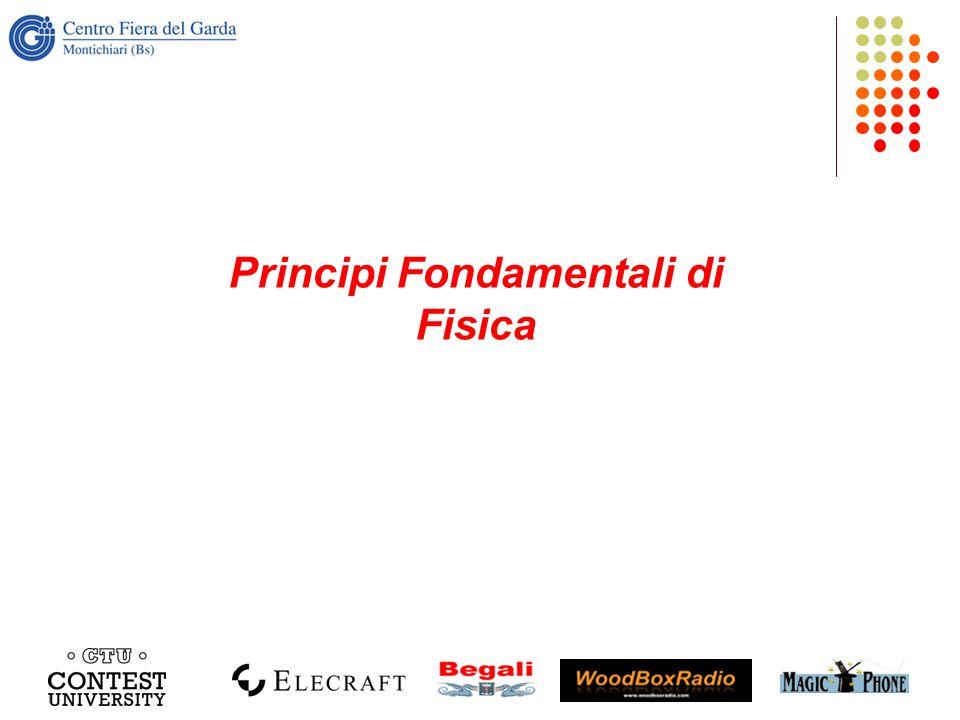 Principi Fondamentali di Fisica
