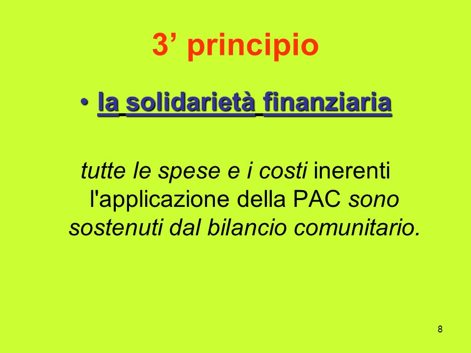 SVILUPPO RURALE 2007-2013 La proposta di regolamento individua 3 obiettivi: 1.Miglioramento della competitività dellagricoltura e della silvicoltura tramite un sostegno alla ristrutturazione.