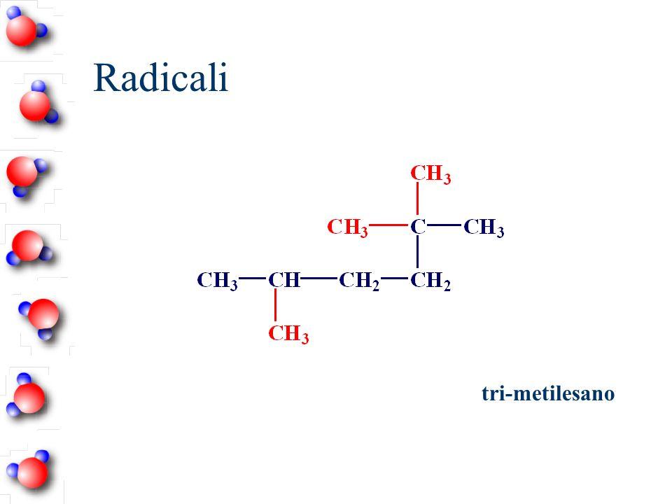 Radicali tri-metilesano