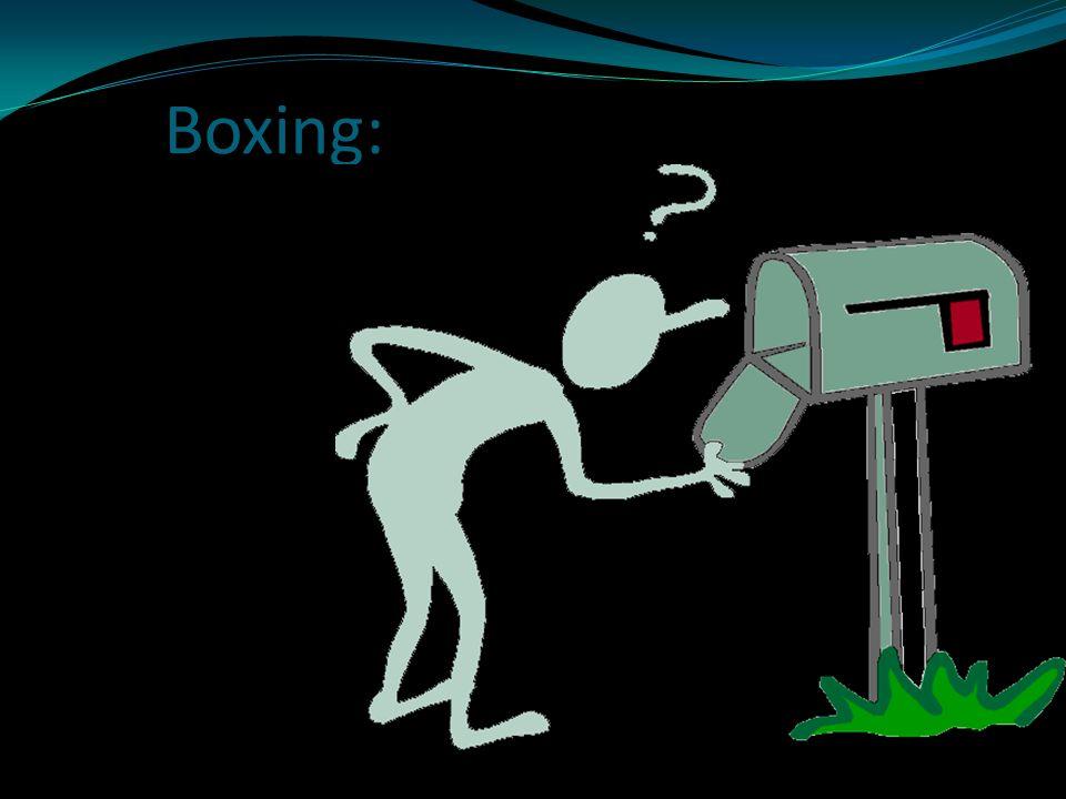 Boxing: