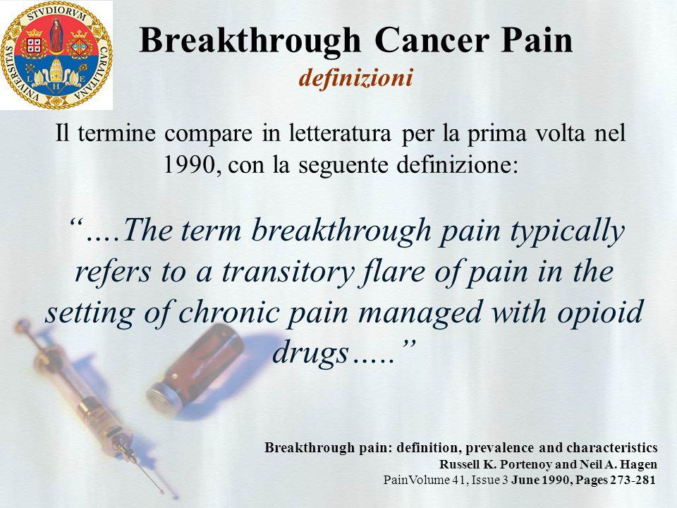 Meccanismi Molecolari Cancer Pain Le basi neurobiologiche delle terapie per il dolore da Cancro sono a lungo state empiriche e basate su studi scientifici di condizioni dolorose non oncologiche A partire dal 1999 sono stati sviluppati modelli animali di dolore oncogeno Molecular Mechanism of Cancer Pain Patrick W.Mantyh,Denis R.