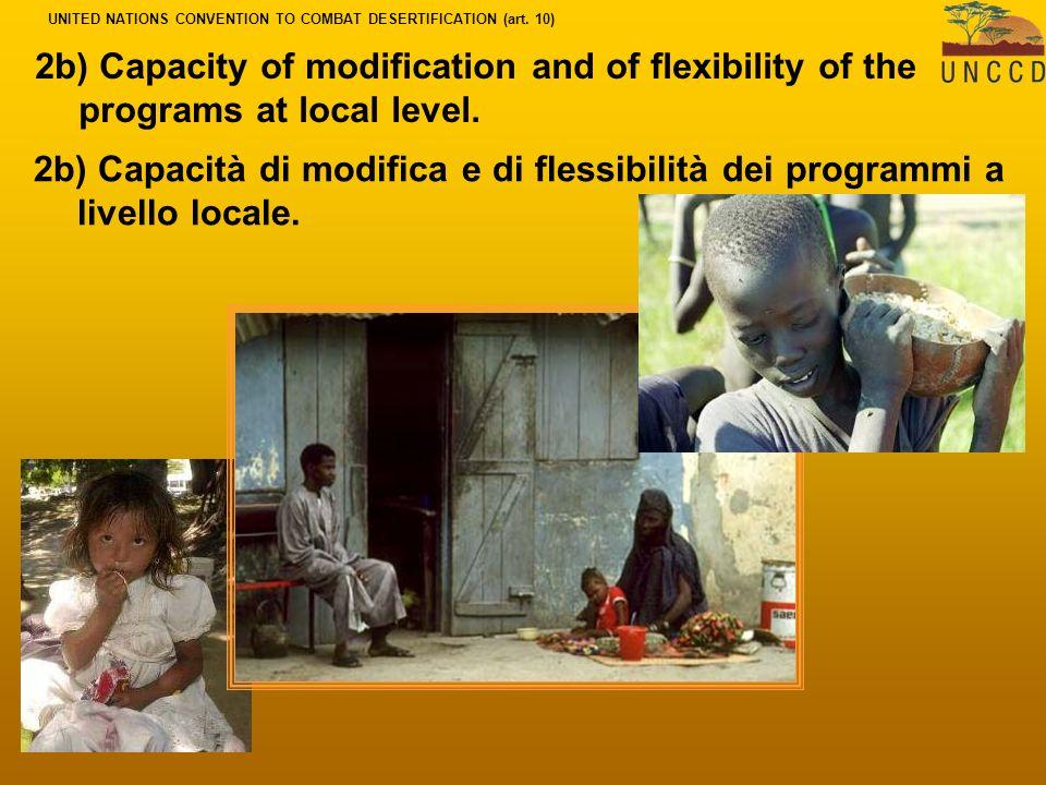 2c) Implementation of preventive measures for lands not degraded.