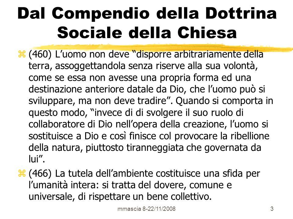 mmascia 8-22/11/200854 RSI e coscienza sociale (3) Una ricerca della Fondazione Nord Est zTabella 3 - Quale delle seguenti affermazioni la trova maggiormente daccordo.
