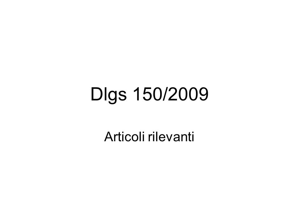 Art.55 Modifiche all art. 40-bis del decreto legislativo 30 marzo 2001, n.