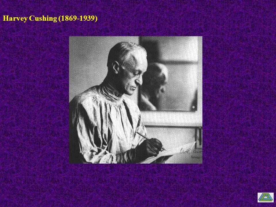 Harvey Cushing (1869-1939).
