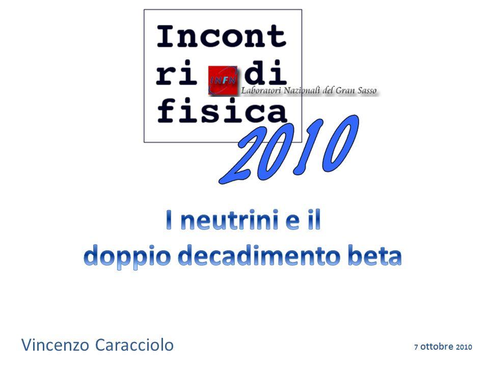 7 ottobre 2010 Vincenzo Caracciolo