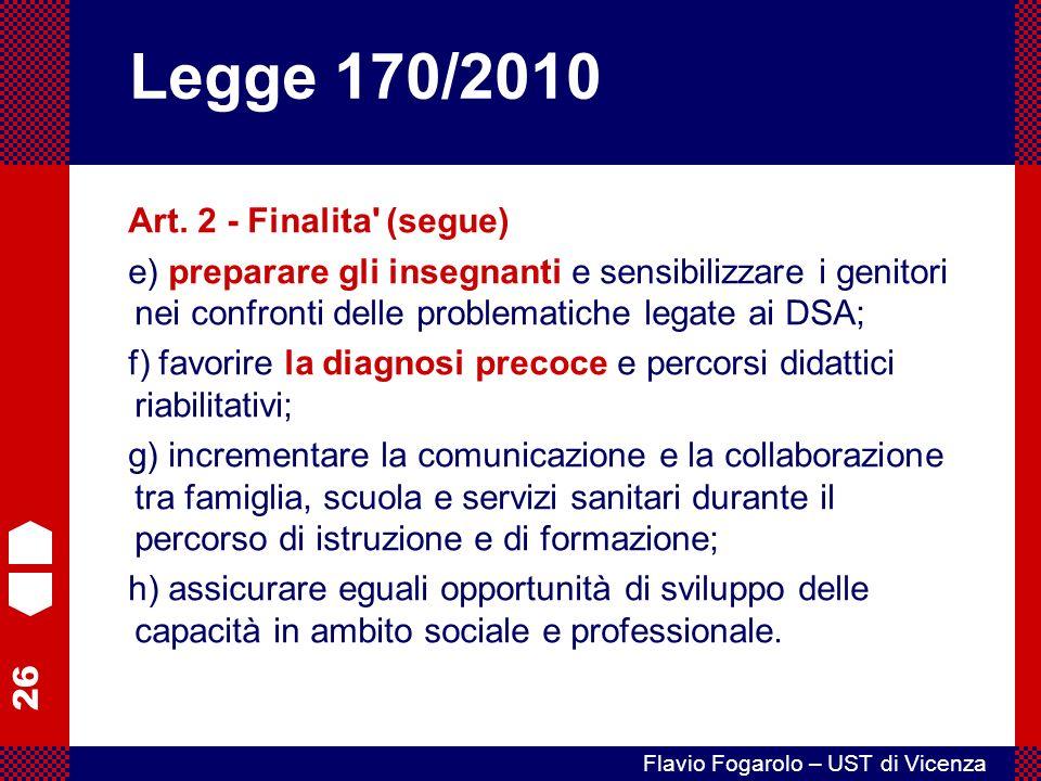 26 Flavio Fogarolo – UST di Vicenza Art.