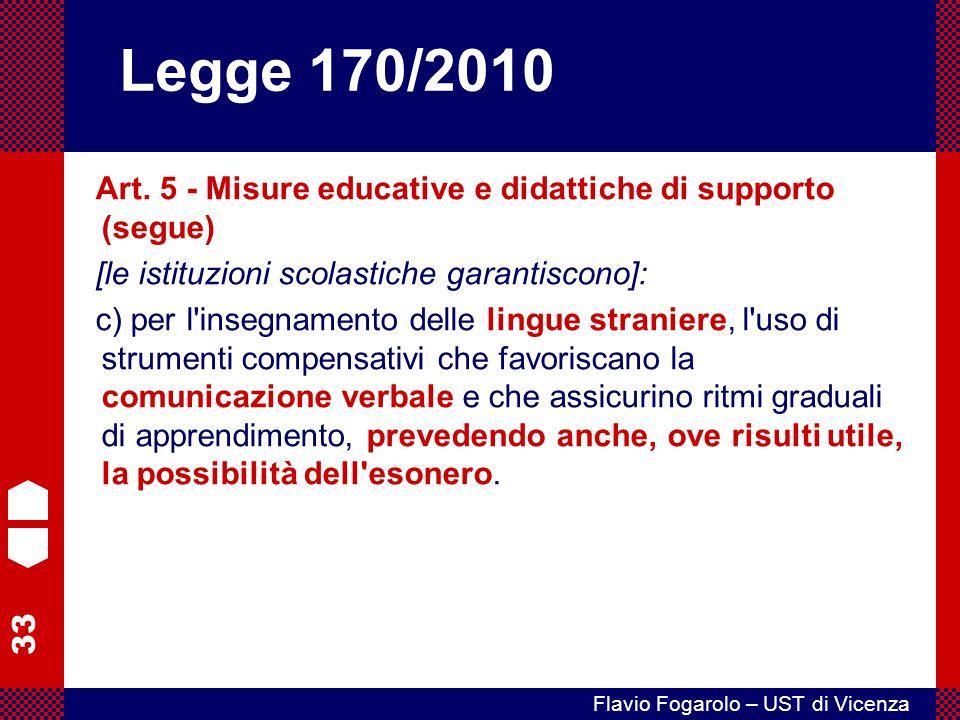 33 Flavio Fogarolo – UST di Vicenza Art.