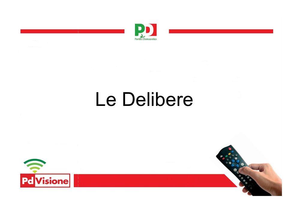 Le Delibere
