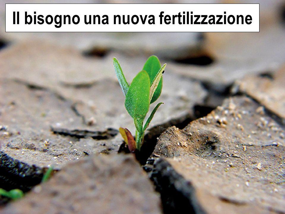 Il bisogno una nuova fertilizzazione