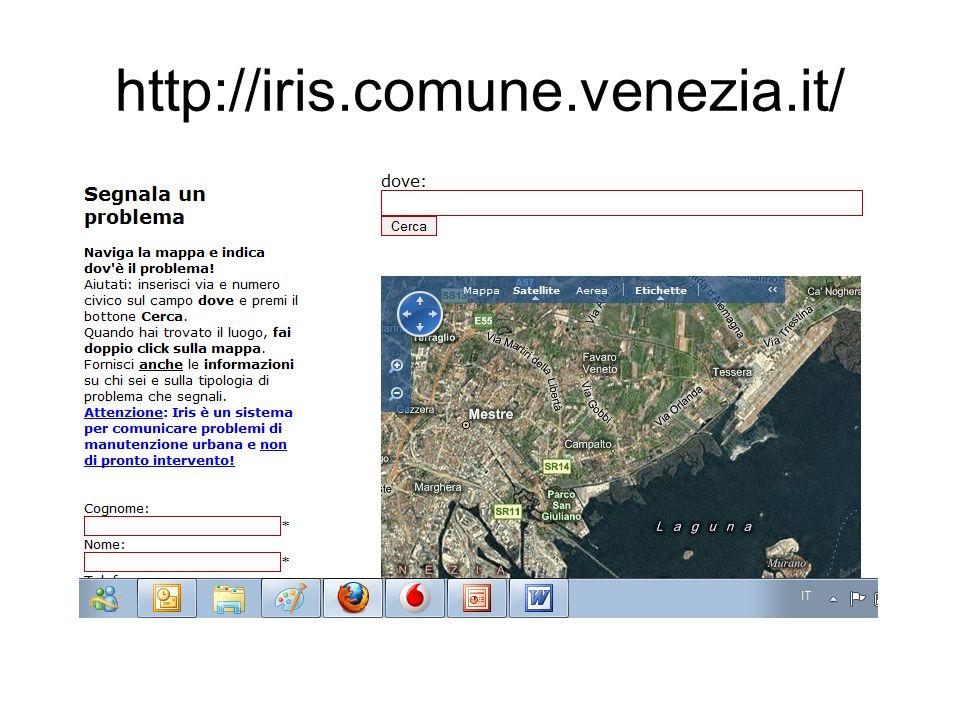 http://iris.comune.venezia.it/