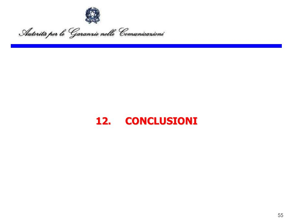 55 12.CONCLUSIONI